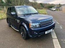 Range Rover Sport Blue Land Rover & Range Rover Cars