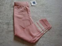 NWT Janie And Jack  Girls Stripe Hem Pants 3 3T