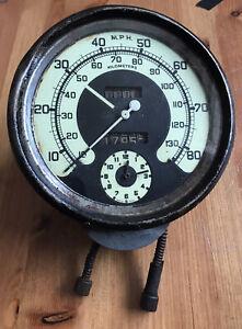 Vintage Smiths Export Speedometer, Rootes Hillman Singer Alvis Riley Austin Car