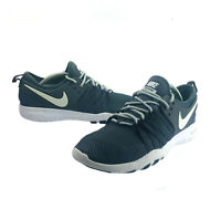 Nike Free Tr 7 Flyknit - Size US 8.5 Women's Shoes Grey 2017 Sneakers 718785-002