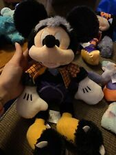 """New listing Disney Store Mickey Mouse Werewolf Small Plush 2019 Halloween Toy 13"""""""