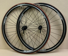 GIANT SR-2 WHEELSET 700C 10, 9 0R 8 SPEED SHIMANO COMPATIBLE SKEWERS