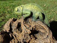 Chameleon Solid Concrete Garden Ornament Lawn Ornament Statue