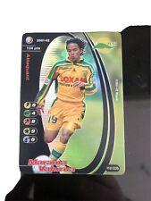 Vahirua HOLO ULTRARARE FOOTBALL CHAMPIONS FRANCE 2001 MINT