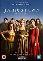Jamestown Season 1 - 2017 Naomi Battrick, Stuart Martin, Beesley NEW UK R2 DVD