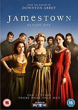 Jamestown Season 1 (2017) Naomi Battrick, Stuart Martin, Beesley NEW UK R2 DVD