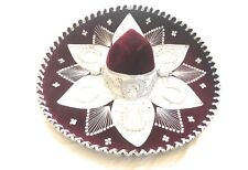 Mexican Mariachi Sombrero,  Fiesta Hat, Beautiful And Brand New.