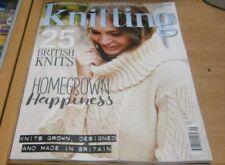 July Knitting Craft Magazines