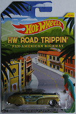 "Hot Wheels Road Trippin´ - ´47 / 1947 Chevy Fleetline ""Pan-American Highway"" OVP"