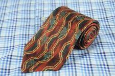 Cravates, nœuds papillon et foulards marrons Ermenegildo Zegna pour homme