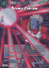 Dragon Ball Super Card Game ! Mira Sorti des Ténèbres EX02-05 VF/FOIL