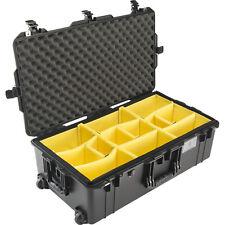 Pelican 1615 padded dividers Air Case Black