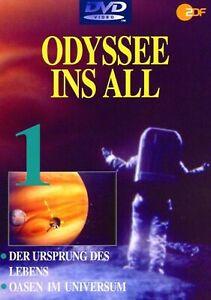 Odyssee ins All Teil 1+2 Paket - DVD Reportage ZDF