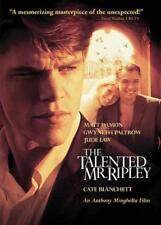 The Talented Mr. Ripley New Dvd