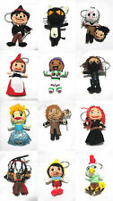 Voodoo String Doll Charter Movie Keychain Ornament Accessory Gift # Set 9