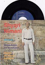 """SHYQRI NIMANI ADRIANA ORCH RTV PRISHTINA VERY RARE 1980 RECORD YUGOSLAVIA 7"""" PS"""