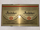 ANDEKER UNROLLED Beer Can - Unrolled PABST BREWING