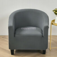 Soft Furniture Protector Chair Sofa Slipcover Stretch Removable for Living Room