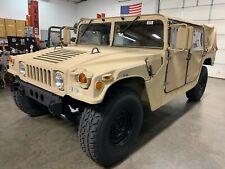 1993 M998 Humvee Only 6K Miles 6.5L Gep Diesel On-Road Title H1 Military Hmmwv