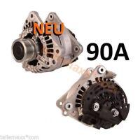 90A Generator VW Lupo Polo 1.7 SDI Seat Arosa 0124325014 038903025A 0986042710