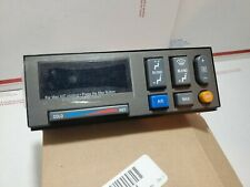 Acdelco 15-73322 Gm Oem Heating and Air Conditioning Control Panel T3