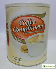 1.5KG COFFEE COMPLIMENT POWDERED WHITENER CREAMER CATERING TIN 500 SERVINGS