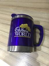 Cabury World Thermos Mug