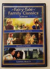 Fairy Tales: Hansel & Gretel / Rumpelstiltskin / Sleeping Beauty (2 DVD Set)