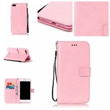 Flip Wallet Fold Leather Case Cover + Screen Protector For Apple iPhone5 5S 6S 7
