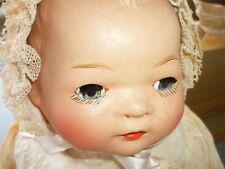 1942-1947 American Character Doll Little Love composition baby doll Nos