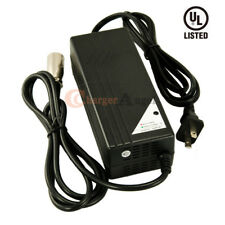 24V 4A XLR Electric Battery Charger For Hoveround mpv5 Mobility Chair Scooter