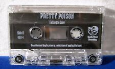Pretty Poison Falling In Love CASSETTE TAPE single - TAPE ONLY
