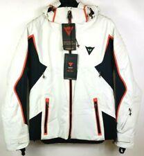 Dainese Multi-Sport Ski Snowboard White Jacket Large Snow Coat Pro-Tech EU Large