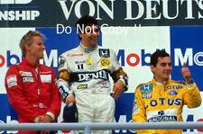 Nelson Piquet Williams FW11B ganador alemán Grand Prix 1987 fotografía 2