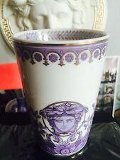 VERSACE MEDUSA VASE CUP BOWL POT  BATH OFFICE SALON NEW VALENTINES GIFT SALE