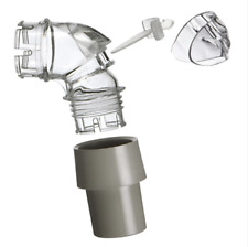 Resmed Mirage Quattro / Quattro Fx full face swivel elbow assembly