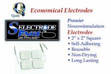 Electrodes -  Selectrode Economical TENS ELECTRODES  Self-Stick - Pkg. of 16