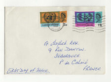 FDC England Angleterre enveloppe timbre 1er jour 1965 / B5fdc4