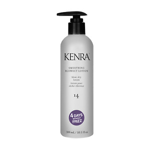 Kenra Smooth Blowout Lotion 14 Tames Frizz 10.1 oz