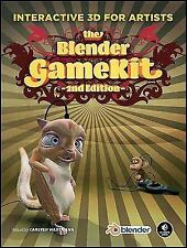 The Blender Gamekit: Interactive 3D for Artists