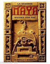 La Sagesse MAYA - Guidez Vos Pas - 45 Cartes + Livret (Tarot, divination)