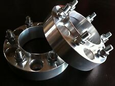 2 Chevy Avalanche Escalade Tahoe K1500 2WD - 4x4 Hub Centric Wheel Spacers 2""