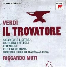 Il Trovatore - The Sony Opera House, New Music