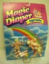 #3658 NRFC Vintage Galoob Magic Diaper Babies Angel Babies Figures