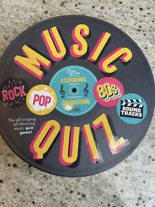 Music Quiz Game - New Sealed