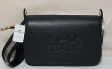 ❤️NWT Coach JES MESSENGER f72703 Crossbody satchel laptop bag tote Black
