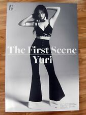 YURI (SNSD GIRLS' GENERATION) - THE FIRST SCENE [ORIGINAL POSTER] K-POP *NEW*