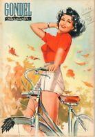 GONDEL - Zeitschrift Magazin - Heft 10 von 1950 - Models Musik Stories - B16777