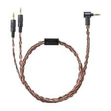SONY MUC-B12SM1 Stereo Mini 1.2m 8-wire Braided Y-type Cable for MDR-Z7 / -Z1R
