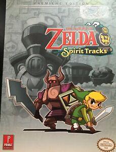 Zelda Spirit Tracks Strategy Guide